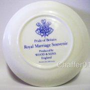Princess-of-Wales-Royal-Marriage-PIN-DISH-Wood-Sons-1981-253688898128-2